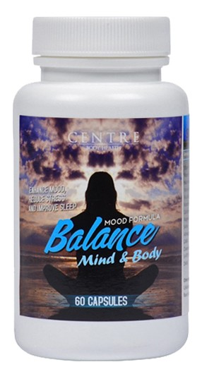Balance Mind & Body Mood Formula